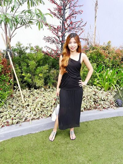 Ootd Lookfortoday BlackDress Casualdress Casual Clothing Simplicity Simple Beauty Make-up Just Being Me Simply Stunning Stay True, Be YOU ❥ Express Yourself Keepitsimple Selfie ✌ Keeping It Classy Keep It Simple Myblog http://jennyfashionillustration.jimdo.com