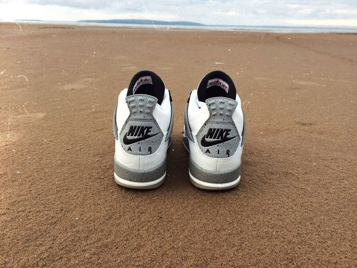 Sneakers Sneakerhead  Kedgirl Beach Nature Volga Volgamama Volga River Jordan AirJordan  Airjordan4 Retro Cement Kicks Kicksonfire Kicksoftheday Sneakersaddict Sneakercommunity Kicksaddict First Eyeem Photo