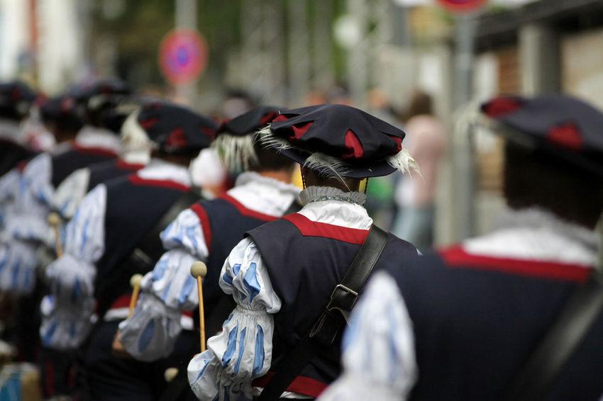 Drummer Corps Fanfare Festival Musician Rauenspurg Rutenfest  Rutenmontag Traditional