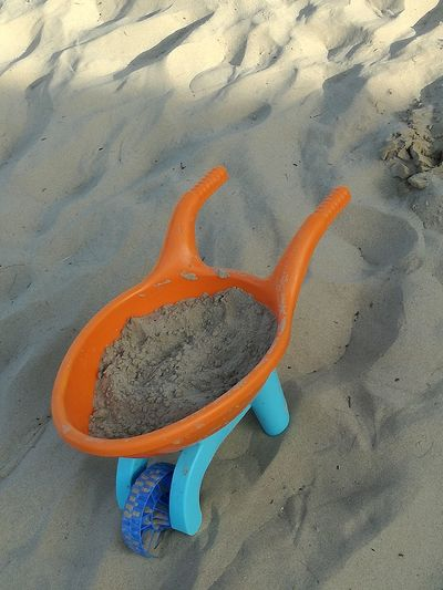Beach ON collection Sand Beach Outdoors No People The Purist (no Edit, No Filter) The Week Of Eyeem Mobilephotography Beach Life Beach Photography Close-up Multi Colored Childrentoys Phoneography Huaweip9photos Daylight Photography Nofilter Noedit Italy🇮🇹