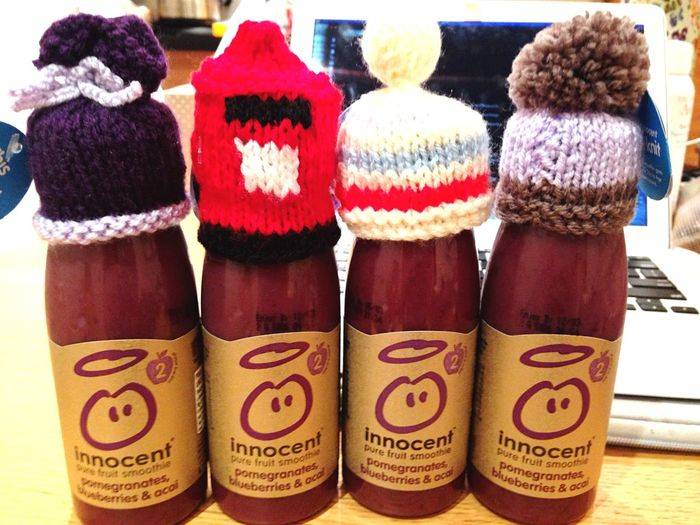 Didn't get one of them last year so tonight I bought 4! Bigknitmyhat Smoothie