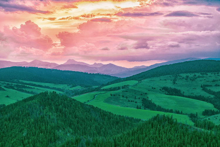 High Tatras,