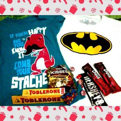 Thank you so much sa gifts! You know who you are naaaaa! Yaaaaay :)