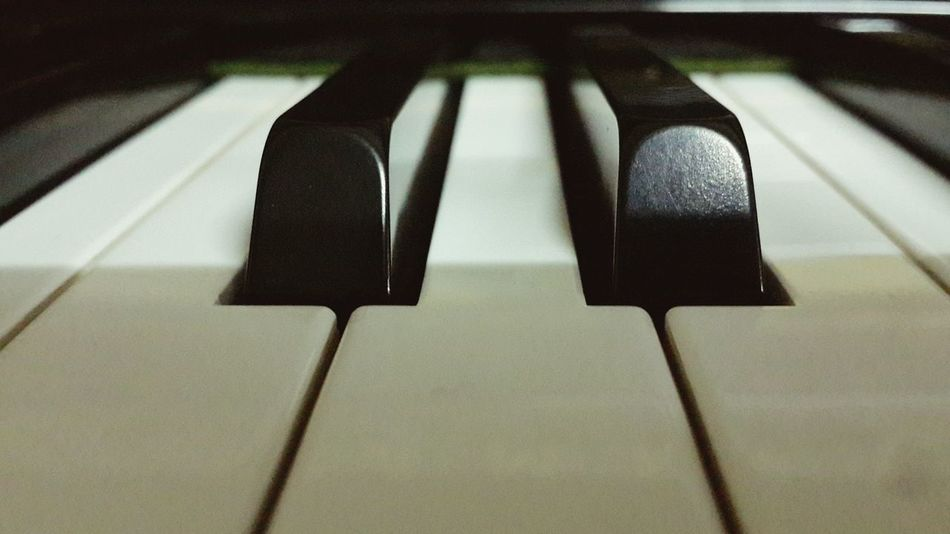 Black Color Close-up No People Indoors  Day Musical Instrument Piano Piano Keys Piano Moments Piano Time Piano Practice