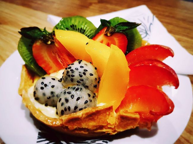 Food Fruit Tart