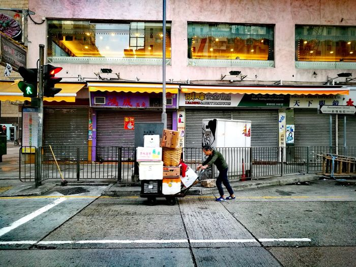 HONG-KONG street HongKong Streetphotography Street City Full Length Men Standing Architecture Building Exterior Built Structure Street Scene Streetwise Photography The Art Of Street Photography