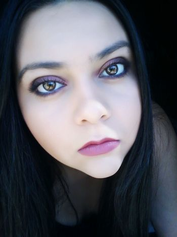 Hi! That's Me Enjoying Life Taking Photos Simplybeingalice Selfie ✌ Makeup Fun