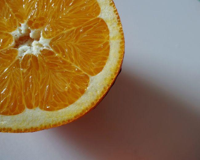 Sony A6000 Citrus Fruit Fruit Healthy Eating Orange - Fruit SLICE Cross Section Lemon Freshness Vitamin C Food And Drink Halved Food No People Studio Shot Close-up Indoors  Table