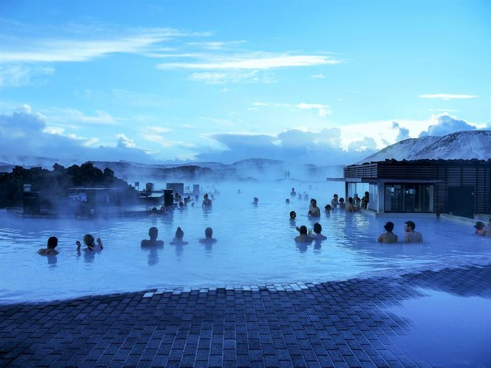 Blue Lagoon Iceland Water Swimming Pool Large Group Of People Swimming Enjoyment Hot Spring Reflection Cold Temperature Outdoors Wet Vacations Day Mixed Age Range Men Cloud - Sky The Great Outdoors - 2017 EyeEm Awards The Photojournalist - 2017 EyeEm Awards EyeEm Selects Breathing Space Investing In Quality Of Life The Week On EyeEm my first solo Eurotrip. DIY Itinerary. Your Ticket To Europe Budget Traveller Mix Yourself A Good Time Been There. Done That. Lost In The Landscape Connected By Travel Perspectives On Nature An Eye For Travel