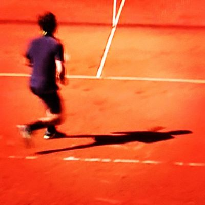 Time for the #FrenchOpen and #coffee #startOfMyDay Startofmyday Frenchopen Coffee