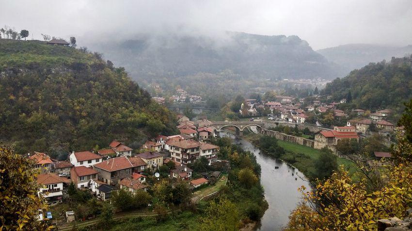 One day trip VelikoTarnovo Bułgaria Autumn Day Short Trip