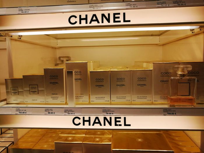 Chanel... Close-up Chanel Shop Perfume Collection Perfume Bottle