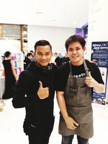 With Action star Tony Jaa Star Action Star Tony Ja Asian Star