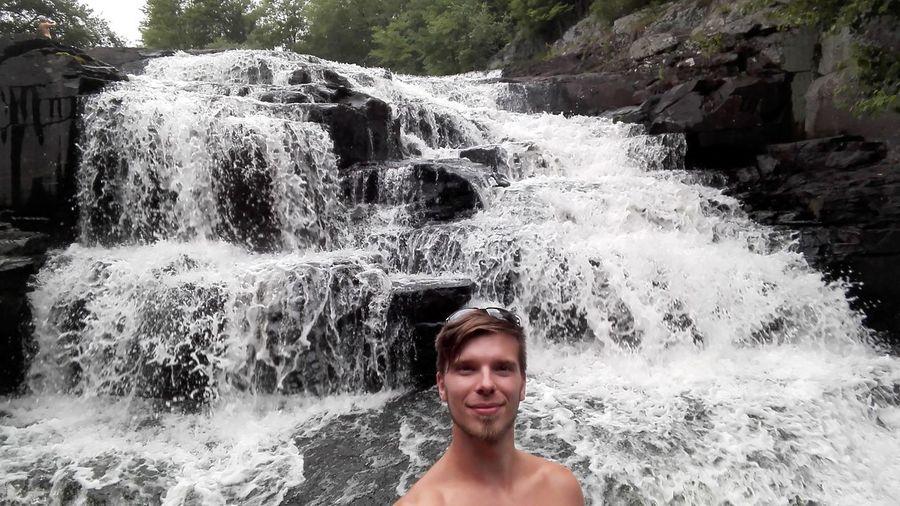 Pennsylvania, Shohola Falls