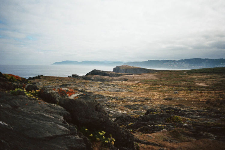Beauty In Nature Cloud - Sky Idyllic Landscape Mountain Mountain Range Outdoors Peaceful Rock Formation Sea The Great Outdoors - 2016 EyeEm Awards Water
