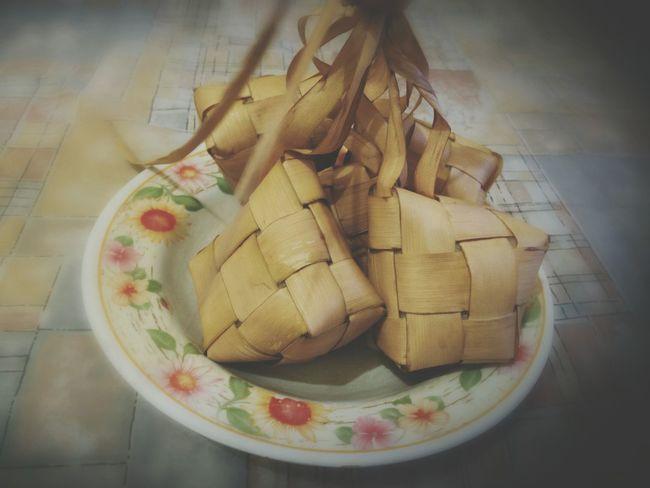 Ketupat INDONESIA Food Lebaranday Idulfitri