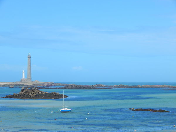 Beautiful Beauty Beauty In Nature Bretagne Clouds And Sky Coastline Colorful Colors EyeEm EyeEm Best Shots EyeEm Gallery EyeEm Nature Lover Finistere France Landscape Lighthouse Lilia Nikon Ocean Phare De L'île Vierge Photo Photography Sky My Year My View