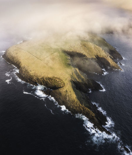 Views from above - Dingle, Ireland Aerial Views Aerial Photography Drone Photography Drone Shot Drone  Coastline Coast Above The Clouds Clouds Sunset Colors Sea Ocean Rock Rocks Waves Waterfront Nature Motion Water Beauty In Nature Mother Nature Ireland Dingle Peaceful