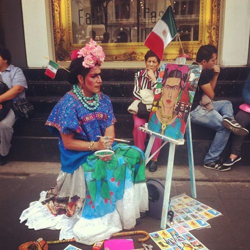 Frida Mexico Kahlo Paint draw art artist bellasartes culture