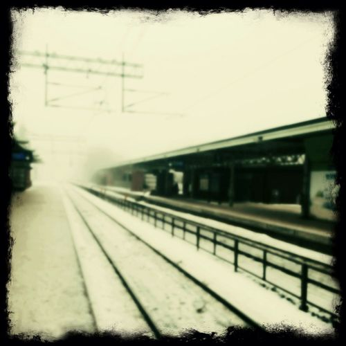Train Station Oldtimey