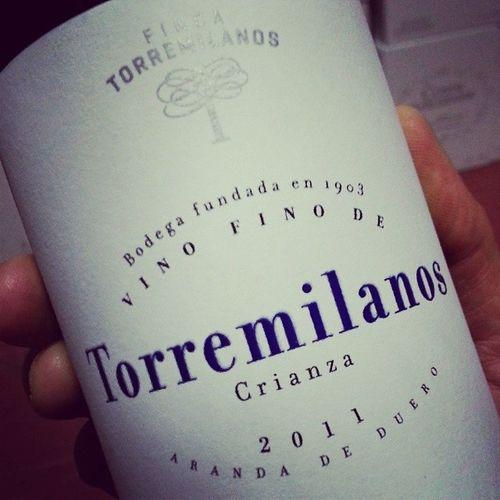 Otra Novedad para el Wineuptour @torremilanos Crianza 2011