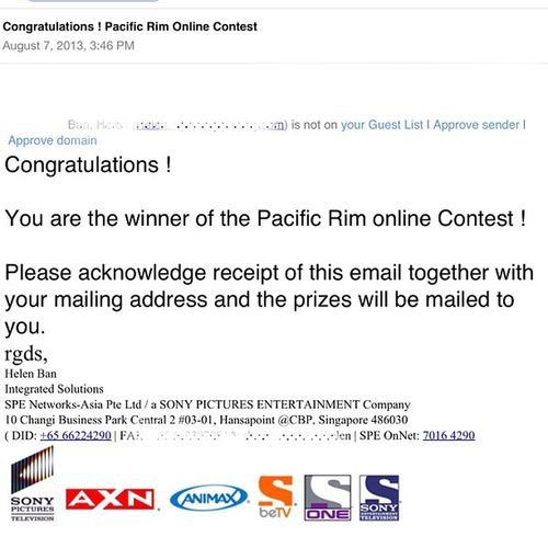 Finally!! Its time for me to win some goodies!!! Yay!!!??? PacificRim Onlinecontests Umeffort Axnasia sipagattiyaga biyaya thursday hindispam