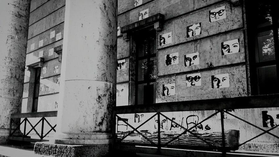 Faces Art Urban Feel The Journey