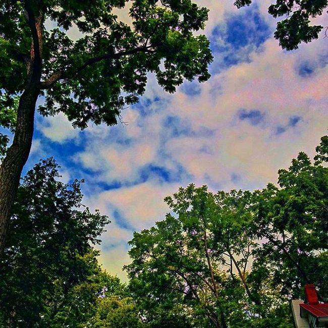 Berryville Rosemont Virginia Wolken clouds