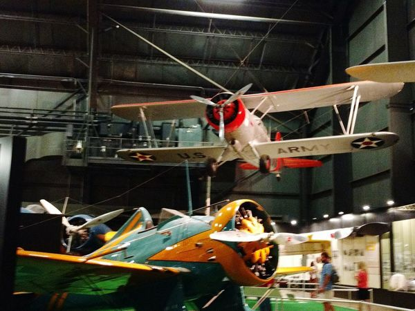 Wright- patterson Air Force museum