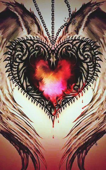 un vozaron con alas es un corazon desidido a volar Hi!