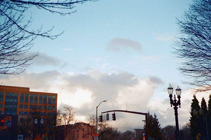 Sky Leicacamera Leica M6 Portland, OR Koduckgirl Film Lomo F2 400 Jupiter Art Lens