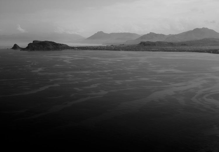 Seascape Seascape Pellegrino Palermo View Seascape Seaside Bw Bw_collection Bw_lover Natgeolandscape Lonelyplanet BBCTravel Traveladdict Italy Travelphotography Getty Beach Sky