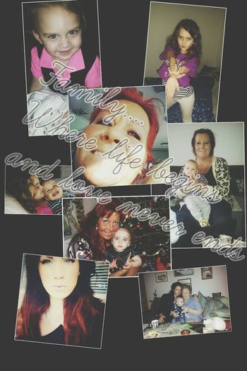 Family Love♥ Where I Love Mother Rest In Peace Mommy ..