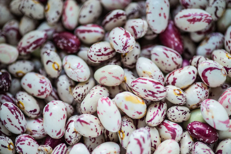 Abundance Arrangement Backgrounds Beans Choice Collection Consumerism Food Food And Drink For Sale Freshness Full Frame Large Group Of Objects Market Pink Color Red Repetition Retail  Selective Focus Temptation