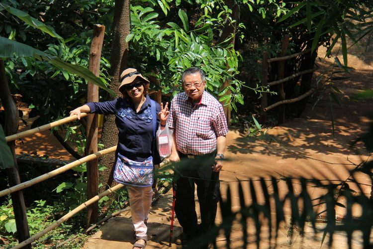 Chiang Rai, Thailand Doi Tung Chiang Rai Thailand Doi Tung Royal Villa Flowers,Plants & Garden Nature Thailand Father, Mother And Me Naturelovers Adventures In The City