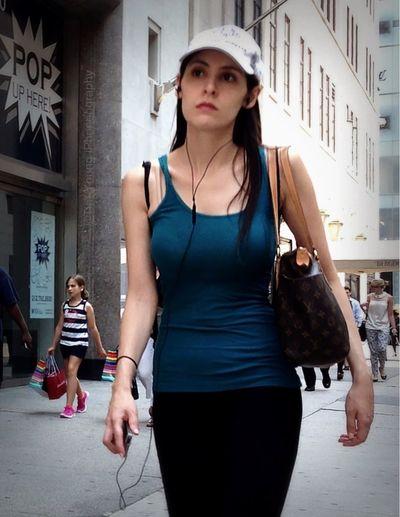 Pop Up People Manhattan Tuesday