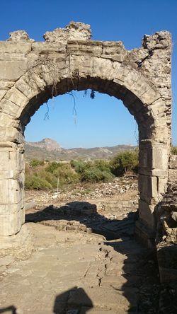 Aspendos  Turkey Historical The Essence Of Summer