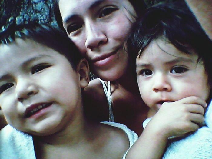 mis bebés :)