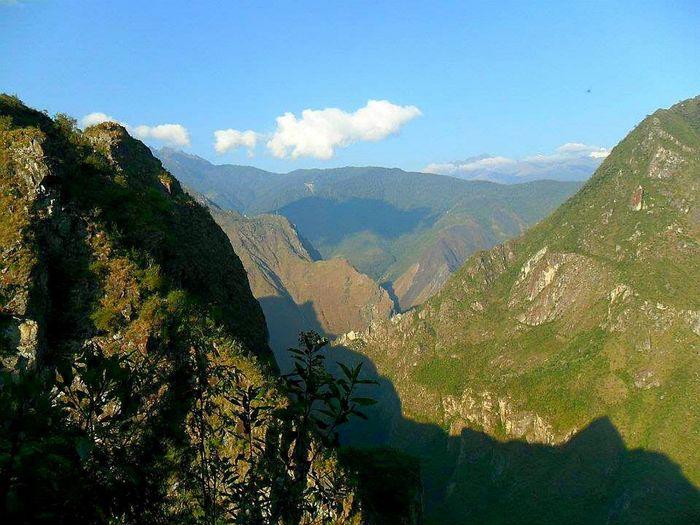 Mountain Landscape Nature Scenics Travel