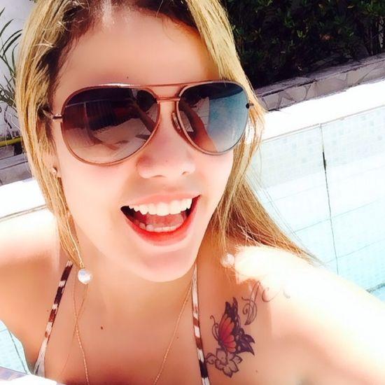 2015  Brazil Relaxing Selfie ✌
