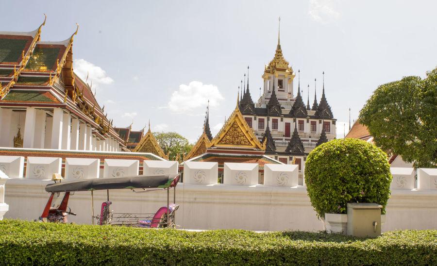 Loha Prasat Wat Rachanadha