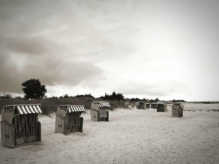 Kalifornien Beach Ostsee