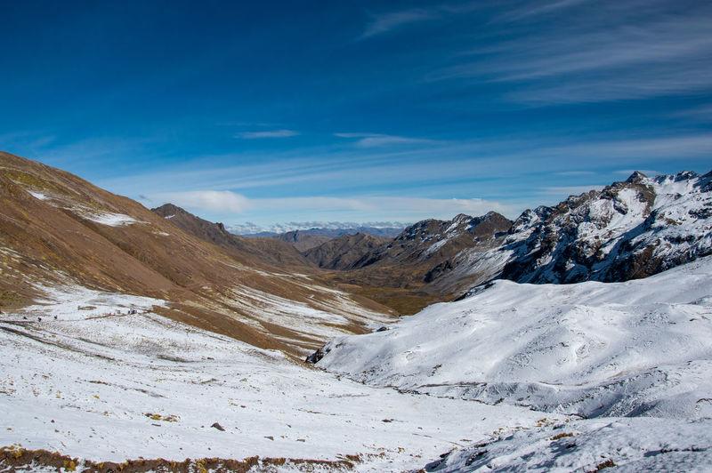 Ausangate mountains - cuzco, peru