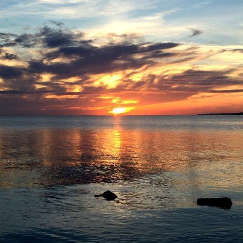 EyeEm Best Shots EyeEm Best Shots - Landscape OBX Nags Head NC Sunset