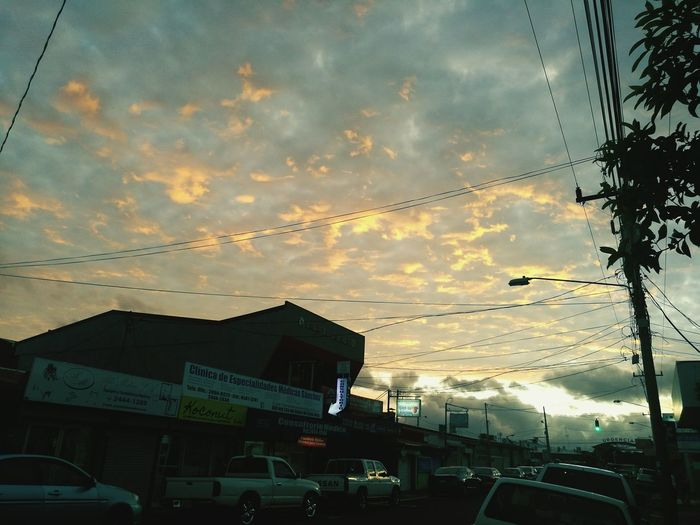 Sky Sunset Fgugal