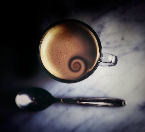 Drink Directly Above Tea - Hot Drink High Angle View Close-up Food And Drink Froth Art Coffee Espresso Hot Drink Black Coffee Cappuccino Cafe Macchiato Coffee Cup Espresso Maker Caffeine