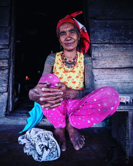 Wang Od ApoWhangOd Apo Wang Od Tatoo Buscalan Kalinga Buscalan Philippines Photography Travel Photography Last Tatooed Women Of Kalinga Mambabatok Buscalan Kalinga Tribe