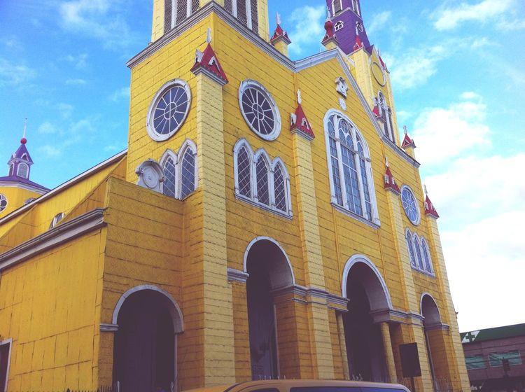 A la chucha del mundo Castro Chiloé, Chile