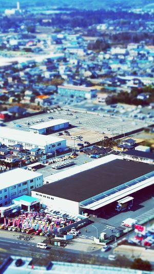 模型の街 Miniture Photogrpahy M.zuiko Cityscape Streamzoofamily