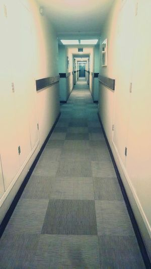 The ghostly simetry of hotel corridors Hotels Walking The Corridors Corridors  Simetry Eerie Eerie? Eerie Beautiful
